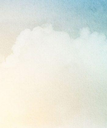 Fototapet camera copii nori