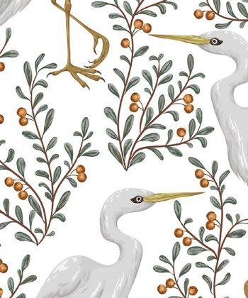 tapet Bird story