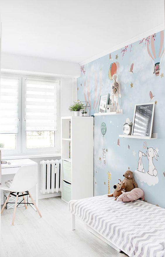 fototapet kids room