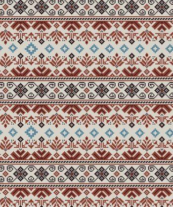 tapet Soft Romanian Traditional Inspiration