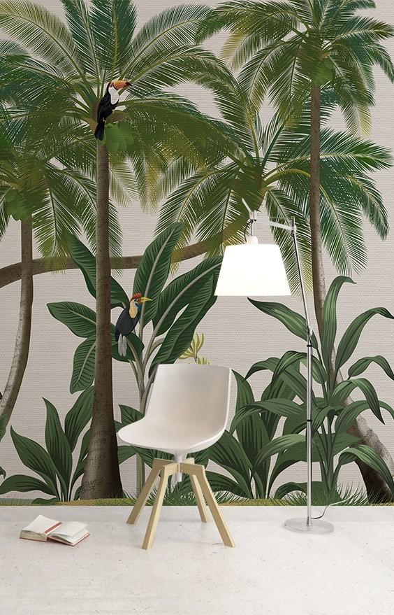 Birds in the Jungle