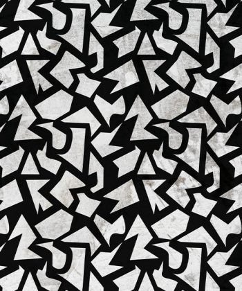 tapet Geometric grunge