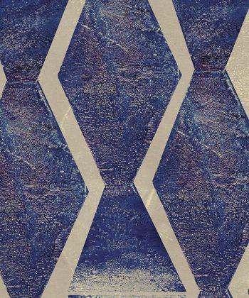 tapet Bleu infini