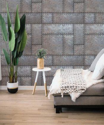 iron bricks aesthetic