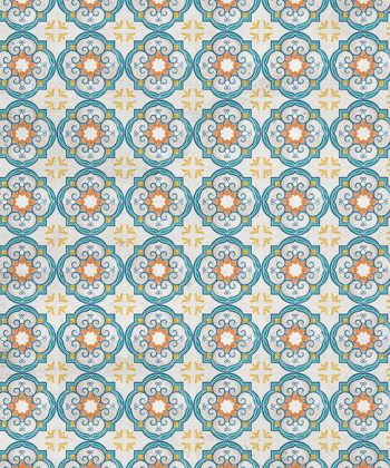 oriental blue 2 aesthetic