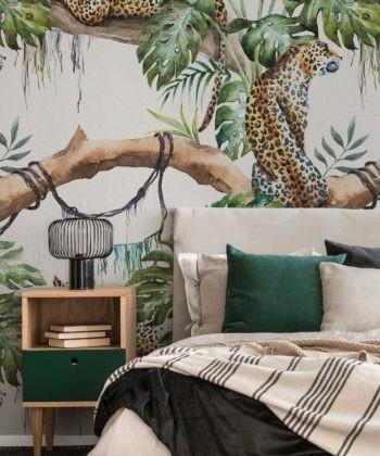 Jungle Shell Aesthetic