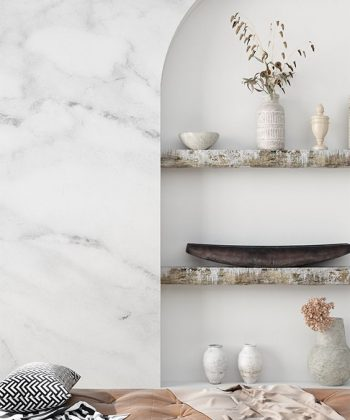 WHITE MARBLE aesthetic